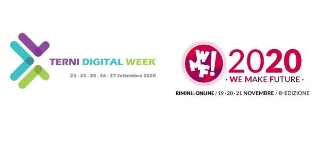 TERNI DIGITAL WEEK E WEB MARKETING FESTIVAL UNITI PER DIVULGARE IL SAPERE DIGITALE