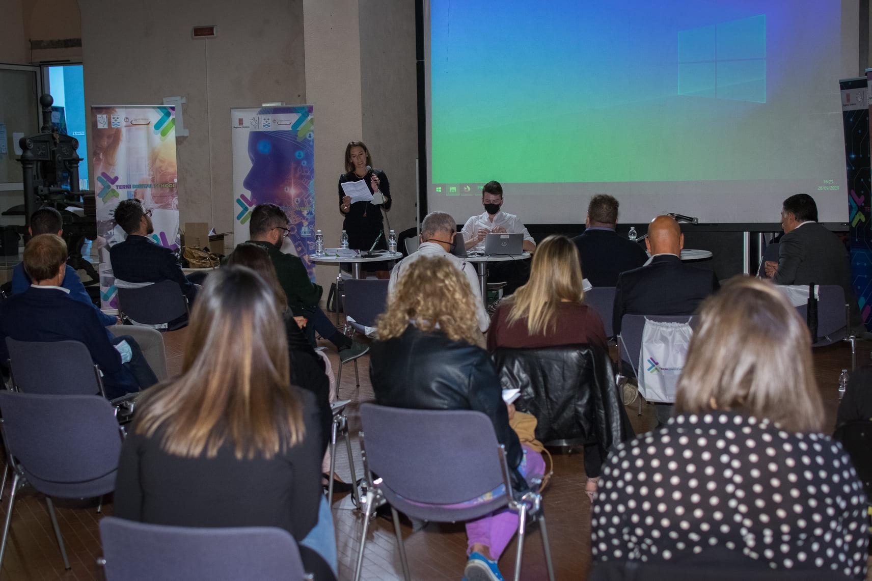 TERNI DIGITAL WEEK: GRANDE SUCCESSO PER LA SECONDA EDIZIONE