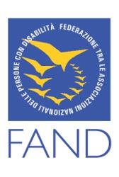 Federazione Associazioni Nazionali Delle Persone Con Disabilità