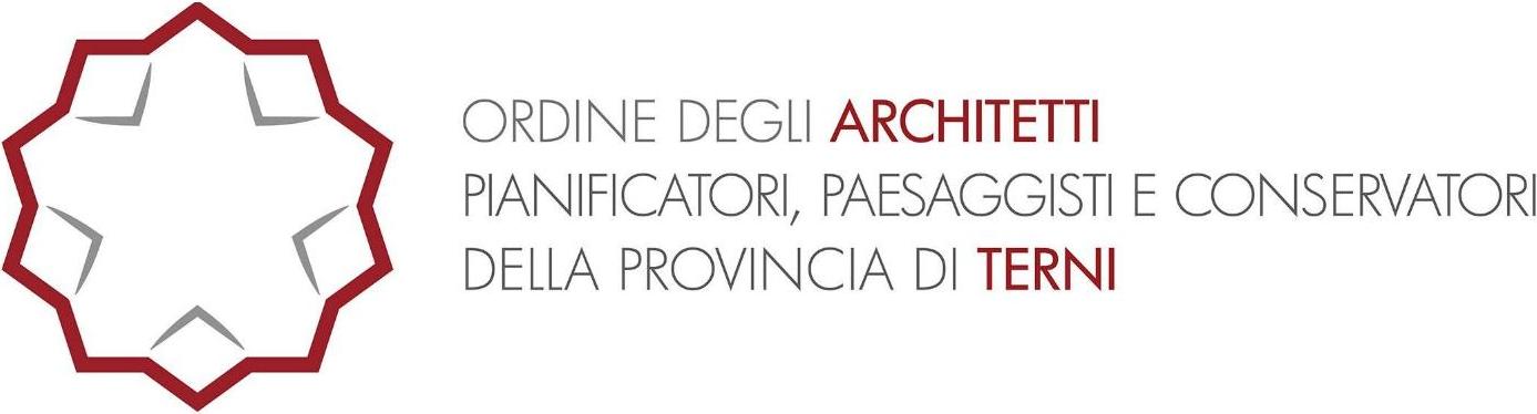 Ordine degli architetti pianificatori, paesaggisti e conservatori della provincia di Terni